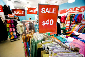 Clothing Store Sales Associate job description, duties, tasks, and responsibilities