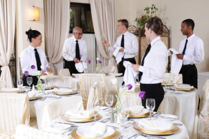 Banquet Server job description, duties, tasks, and responsibilities