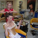 Hair Salon Receptionist Job Description Sample