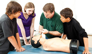 Become a certified BLS instructor