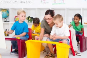 Preschool Teacher job description, duties, tasks, and responsibilities