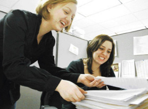 Accounting Intern job description, duties, and responsibilities.