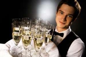 Cocktail Server job description, duties, tasks, and responsibilities