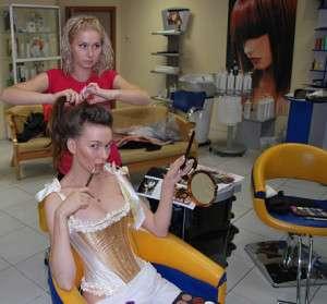 Hair Salon Receptionist job description, duties, tasks, and responsibilities
