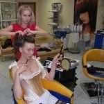 Hair Salon Receptionist Job Description Sample