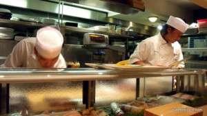 Head Sushi Server job description, duties, tasks, and responsibilities