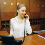 Hotel Receptionist Job Description Sample