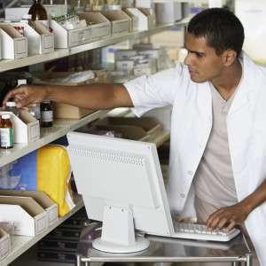Inpatient Pharmacy Technician job description, including duties, tasks, and responsibilities