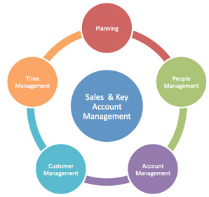 Key Account Manager job description, duties, tasks, and responsibilities