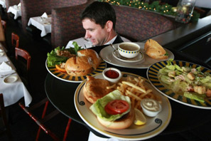 Food and Beverage Server job description, duties, tasks, and responsibilities