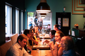 Restaurant Hostess job description, duties, tasks, and responsibilities