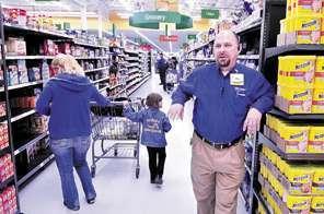 Walmart Assistant Store Manager job description, duties, tasks, and responsibilities