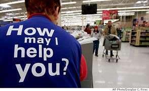 Walmart Customer Service Associate job description, duties, tasks, and responsibilities