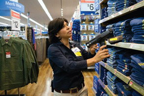 Walmart Inventory Control Specialist job description, duties, tasks, and responsibilities