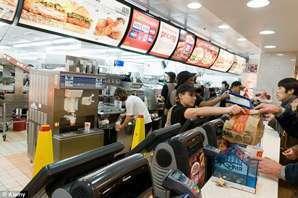 McDonalds Service Crew job description, duties, tasks, and responsibilities