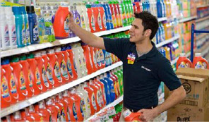 Walmart Stocker job description, duties, tasks, and responsibilities
