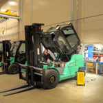 Forklift Driver Job Description Example