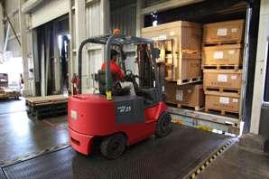 Forklift Operator job description, duties, tasks, and responsibilities