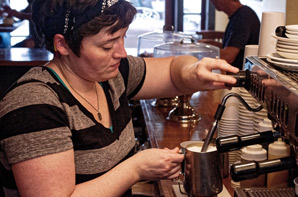 How to become a barista