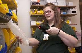inventory clerk resume