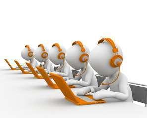 Call center customer service representative resume