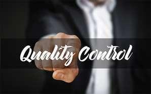 Quality Control Technician job description, duties, tasks, and responsibilities