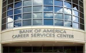 Bank of Ameraica careers