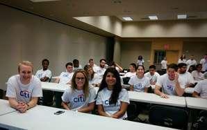 Citigroup Student Internship