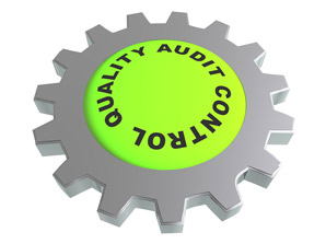 Quality Control Auditors ensure a company's products meet established quality standards and requirements.