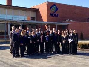 ADM Student Internship.