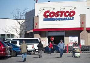 Costco Wholesale Job Application.