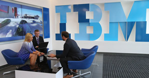 Working with IBM.