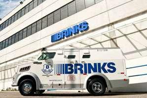 Brink's hiring process.