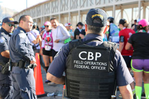 CBP hiring process.