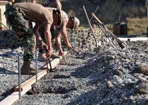 Concrete form carpenter job description, duties, tasks, and responsibilities.