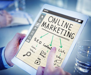 Online Marketing Specialist job description, duties, tasks, and responsibilities.