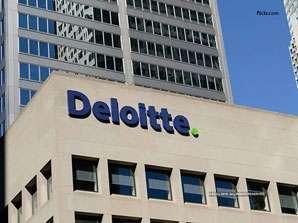 Deloitte hiring process.