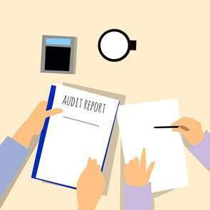 Internal audit skills and qualities.