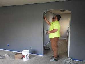 House Painter job description, duties, tasks, and responsibilities.