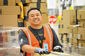 Amazon Sortation Associate Job Description, Key Duties and Responsibilities