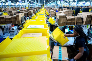 Amazon Warehouse Team Member Job Description, Key Duties and Responsibilities