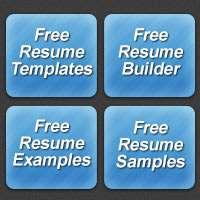 Free resume builder