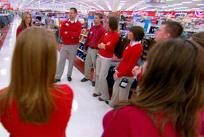 Target Team Member Job Description, Key Duties and Responsibilities.