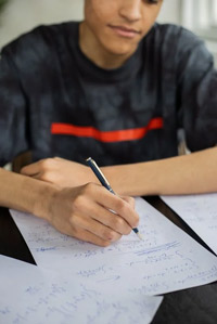 Math Aptitude Test.