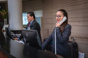 Best Sample Receptionist Interview Questions and Answers